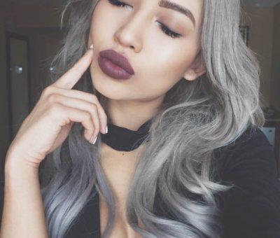 Da ngăm đen nên nhuộm tóc màu gì để bật tông da?