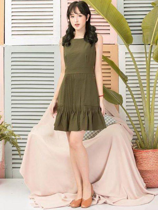 Váy đuôi cá hợp với dáng người nào nhất?