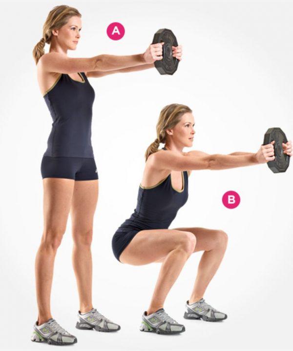 3 bài tập thể dục giảm cân nhanh hơn cả gym
