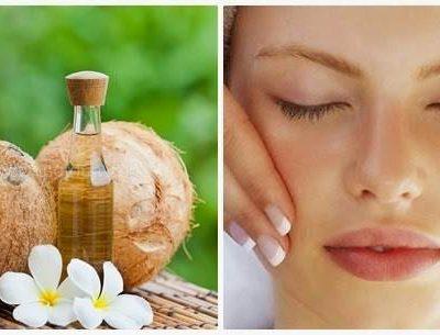 Chăm sóc da mặt bằng dầu dừa an toàn và hiệu quả