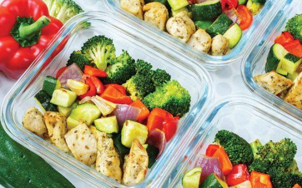 Gợi ý thực đơn Eat Clean giảm cân cho nàng văn phòng