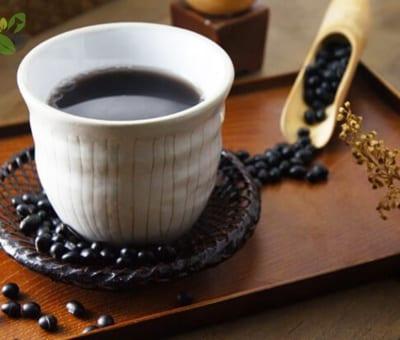 uống nước đậu đen không đường có tác dụng gì?