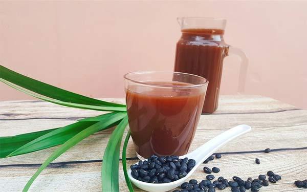 uống nước đậu đen không đường có tác dụng gì với cơ thể?